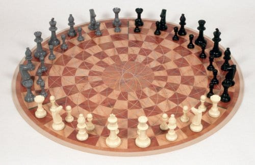 3 player chess variant chess sets