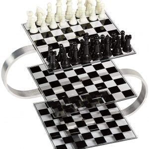 3D Chess Sets Variant Chess Sets