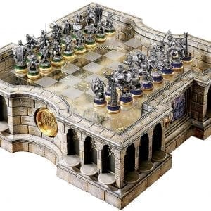 Theme Chess Sets The Noble Collection