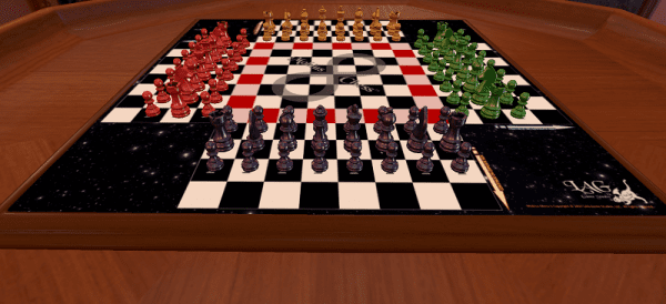 Mobius Chess Sets Variant Chess Sets