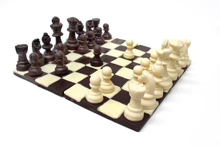 Edible Chess Sets - Chocolate